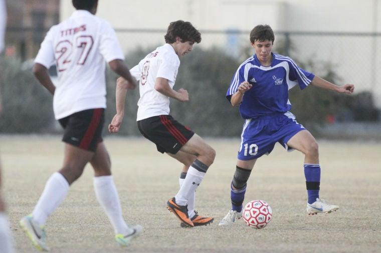 Soccer: Horizon Honors vs Chandler Prep