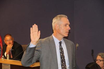 New constable sworn in