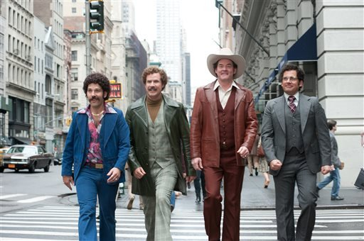 Film Review Anchorman 2: The Legend Continues