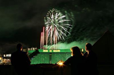 Vegas New Year