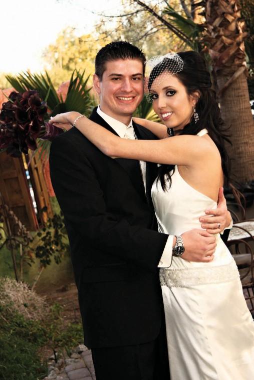 Nicholas and Elizabeth Cortopassi