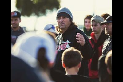 Mike Giovando, who runs Elev8 Quarterback Academy