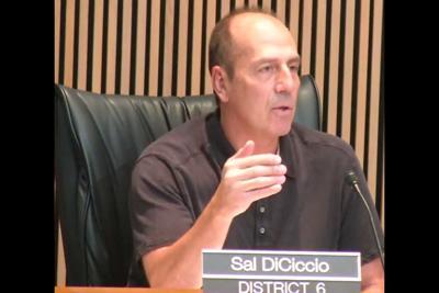 City Councilman Sal DiCiccio