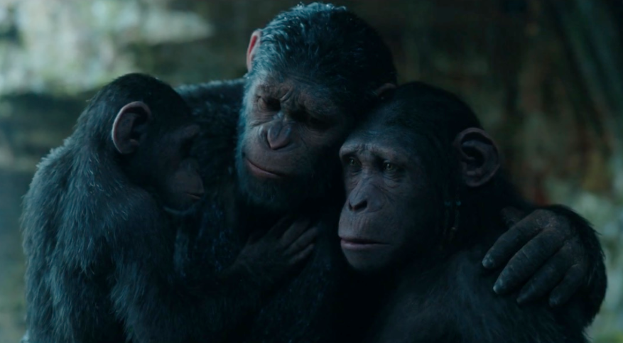 War for the Planet of the Apes – Opens Friday, July 14