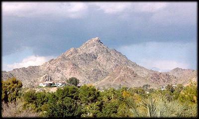 """Squaw Peak"" a.k.a. ""Piestewa Peak"""