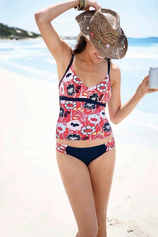 Not all bikinis risk wardrobe malfunctions