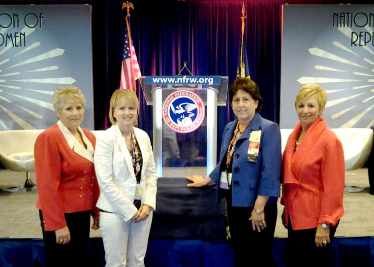 Residents attend National Federation of Republican Women convent