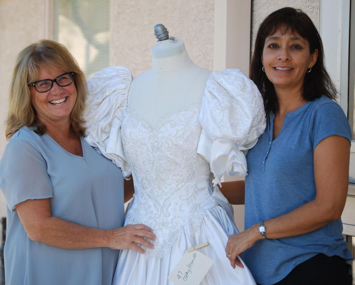 Ahwatukee trio uses wedding gowns to comfort grieving parents ...