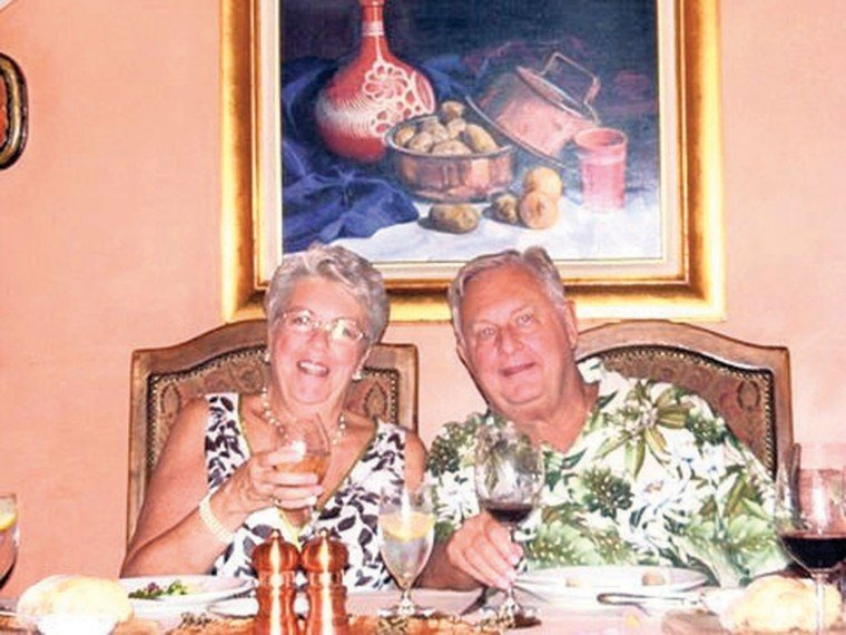 Gail and Gary Bohling