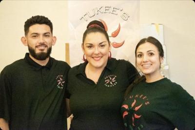 Tukee's Tamales owner Caprice Gouveia