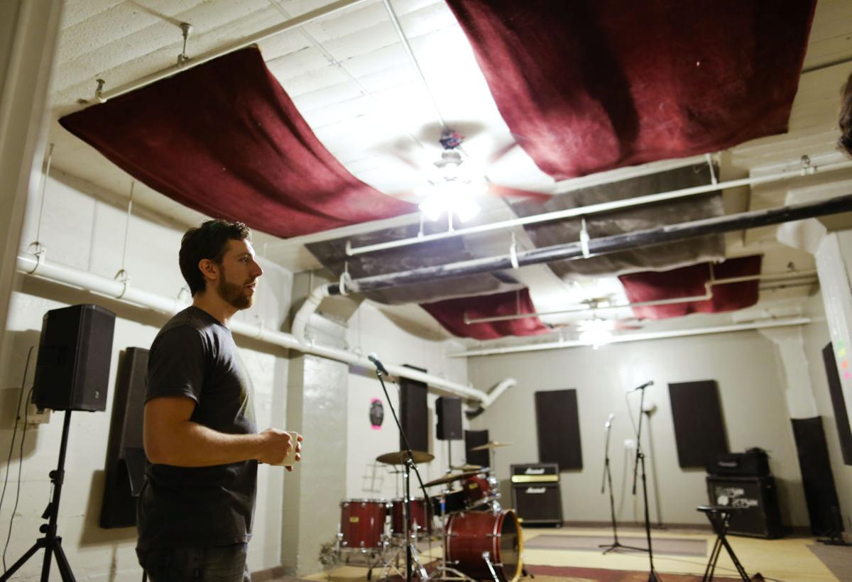 Finding shelter bomb shelter studios offers much needed for Shelter studios