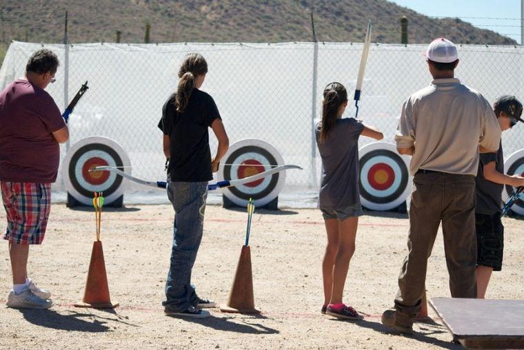 Archery 101 at Usery Mountain Regional Park