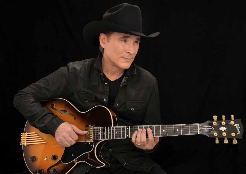 Clint Black brings his easygoing rockers and bluesy tunes to Chandler Center for the Arts later this month.