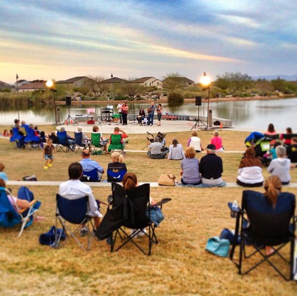 Sonoran Sunset Concert Series