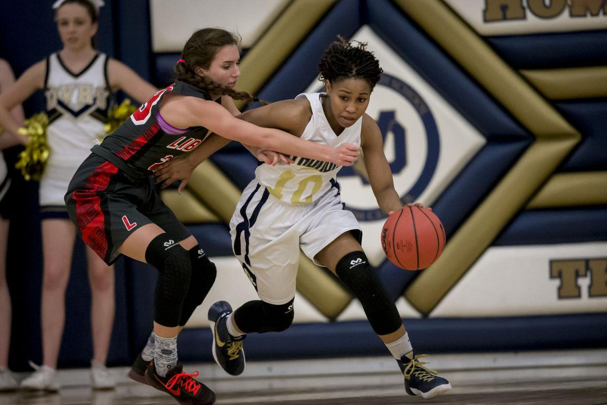 Desert Vista High School sophomore Osasere Ighodaro is expected to return to the team this season.