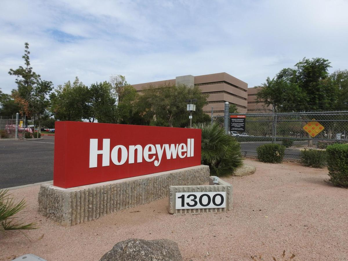 Honeywell has five facilities within that zone, including one in Tempe.