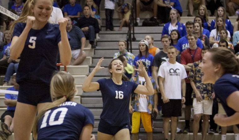 Volleyball: DV vs O'Connor