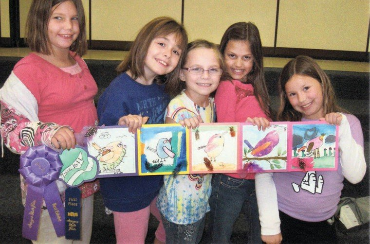 Local Girl Scouts take honors at state fair
