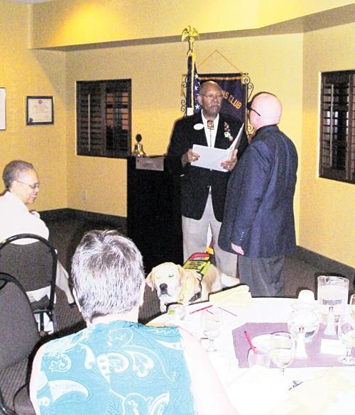Ahwatukee Lions Club appoints new officers
