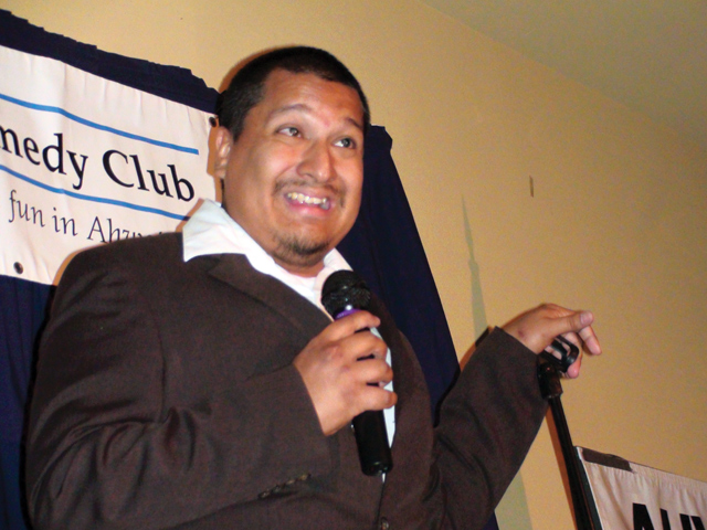 Ahwatukee Comedy Club show raises hundreds for troops