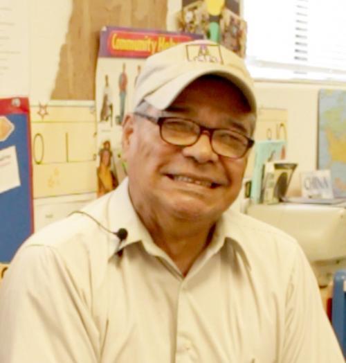 Salvador Bernabe