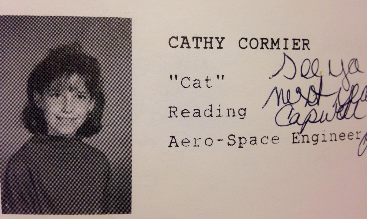 Dr. Cathy Seiler, 6th grade