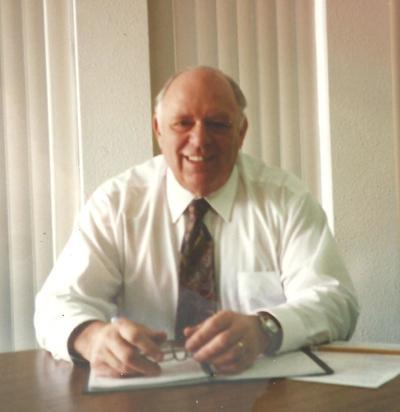 Pastor Don Schneider