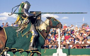 Get your joust on at Renaissance Festival