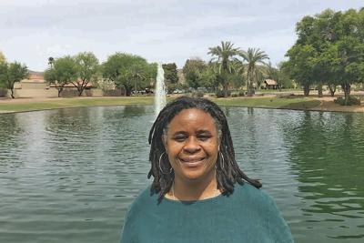 Ahwatukee educator Marla-Tiye Vieira