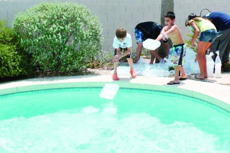 Ice Pool