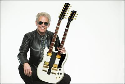 Eagles guitarist Don Felder
