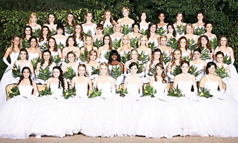 2012 Chandler Service Club Flower Girls.