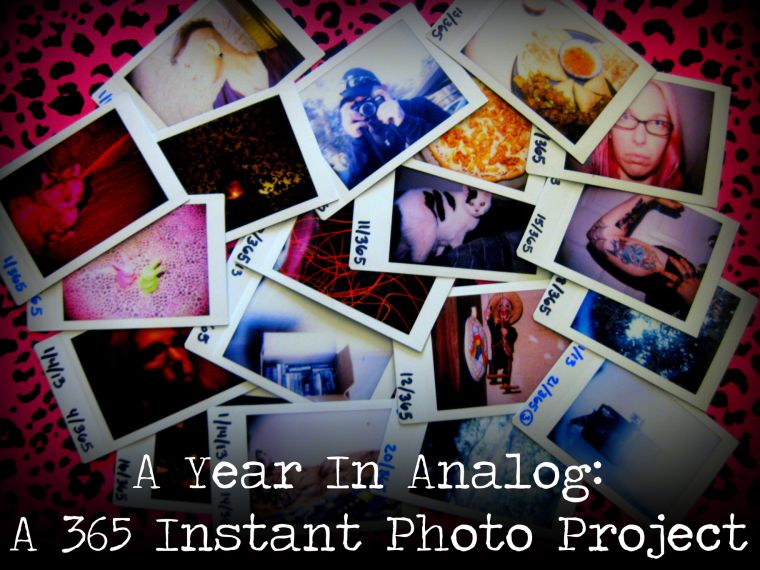 A Year in Analog