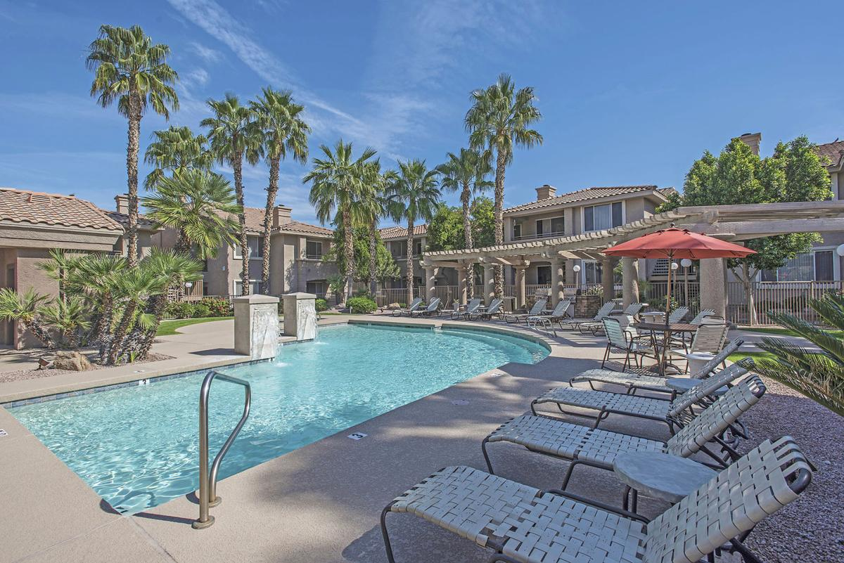 Nyc Firm Buys Second Ahwatukee Apartment Complex In Two