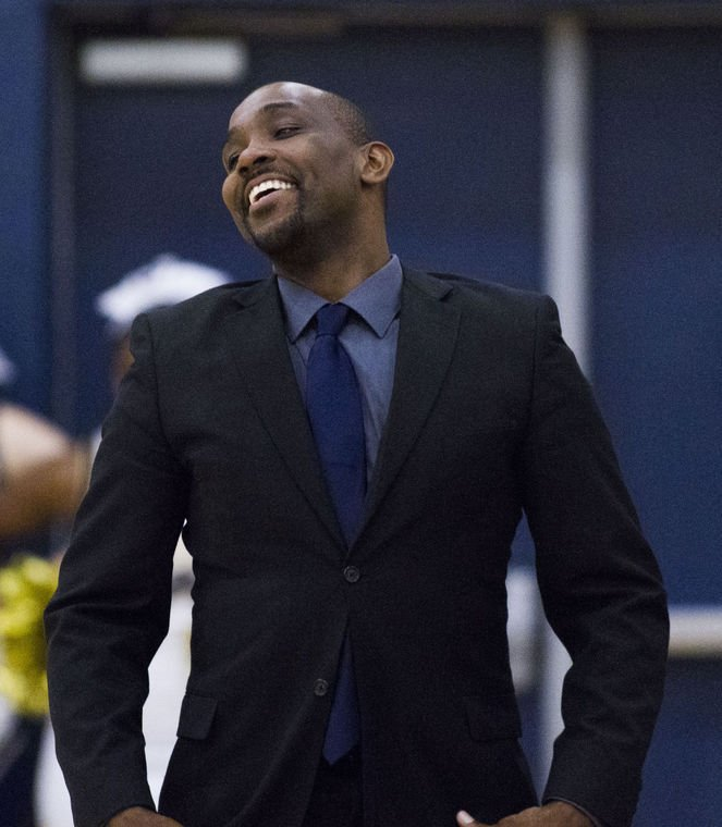 Former Desert Vista High boys basketball coach Antonio Darden is seeing success with his 2-year-old Legion of Hoops basketball team.
