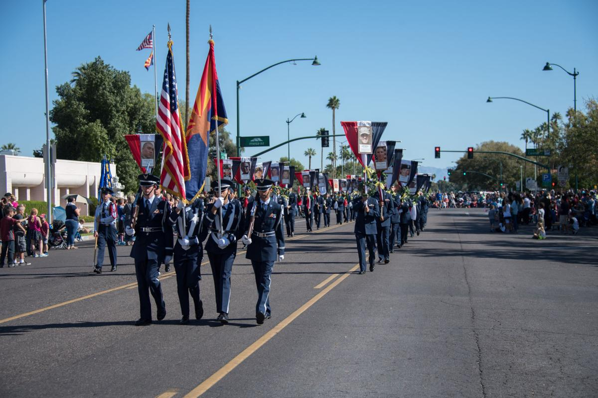 For more than 50 years, East Valley families, organizations and businesses have come together as a community to honor and remember veterans and active military and their families with a parade.
