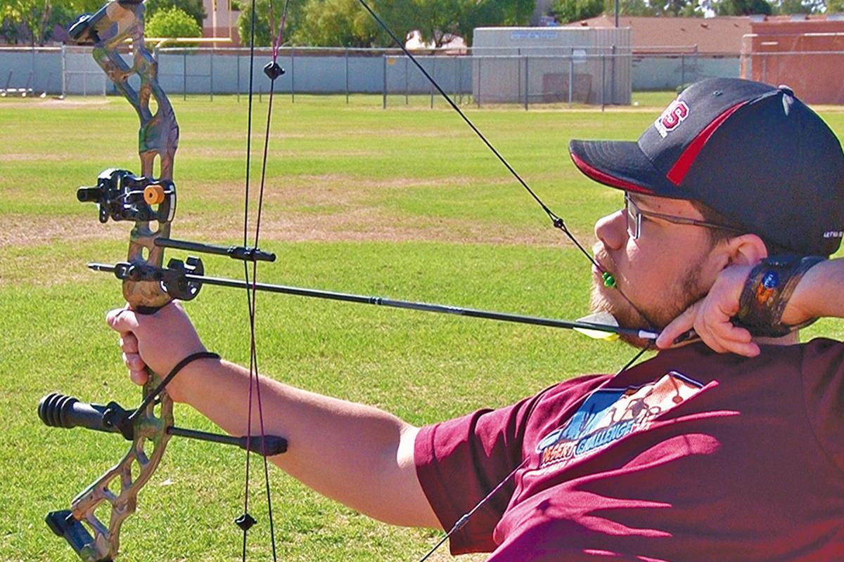 Zach Wharton, Arizona Disabled Sports in Mesa.