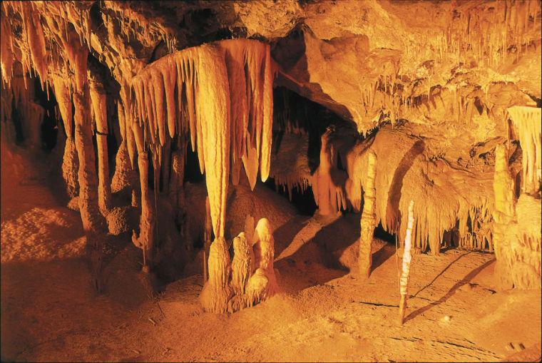 Arizona State Parks Kartchner Caverns