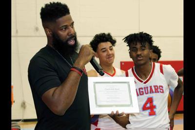 Erik Hood South Mountain head junior varsity basketball coach