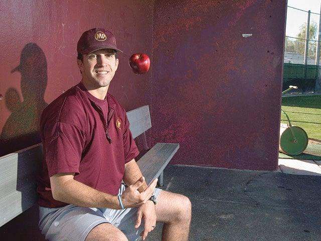 Best Teacher 2008: Brandon Buck (Mountain Pointe High School)