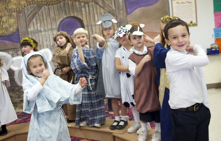St. John's Christmas Play