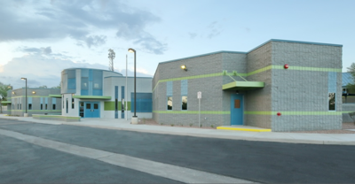Tempe Union is considering a new use for the building that housed Compadre High School.