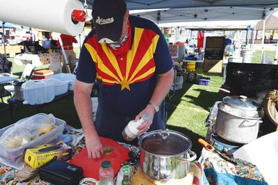 Chili Cook Off Festival and Ahwatukee Community Swim & Tennis Center