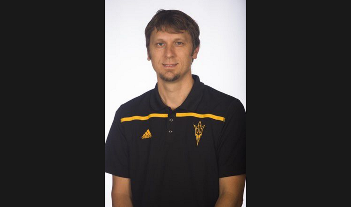 Mountain Pointe High School graduate and Pride cross-country star Jeremy Rasmussen now is head coach of Arizona State's cross-country team, replacing Louie Quintana.
