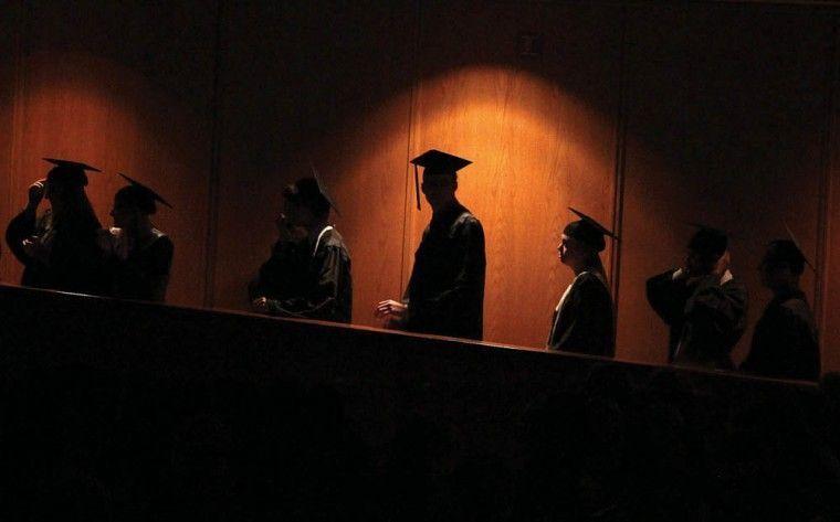 Horizon Honors graduation