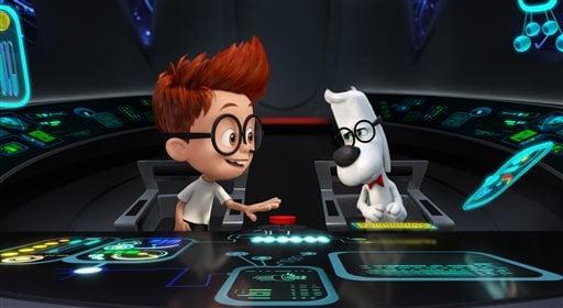 Film Review Mr Peabody & Sherman