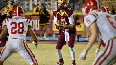 Pride advance to second round of 6A football playoffs vs. No. 1 Chandler