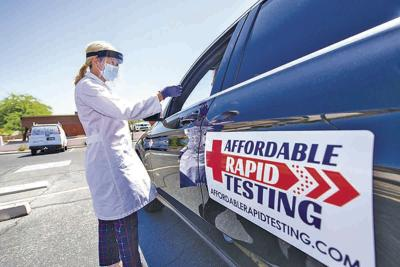 Affordable Rapid Testing in Ahwatukee
