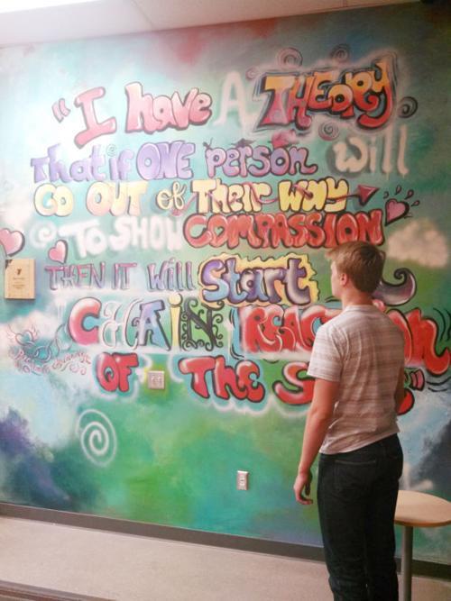 Rachel's Challenge comes to local YMCA Teen Center