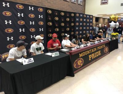 Mountain Pointe Signing Day